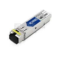 Picture of Cisco GLC-BX120-D Compatible 1000BASE-BX BiDi SFP 1550nm-TX/1490nm-RX 120km DOM Transceiver Module