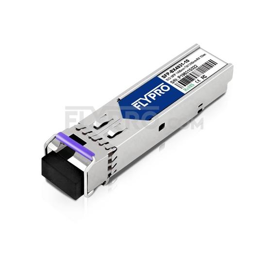 Picture of H3C SFP-GE-LX-SM1490-BIDI Compatible 1000BASE-BX-D 1490nm-TX/1310nm-RX 10km DOM Transceiver Module