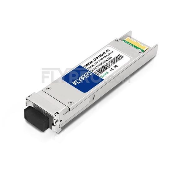 Picture of HPE (H3C) C55 JG226A-55 Compatible 10G DWDM XFP 100GHz 1533.47nm 80km DOM Transceiver Module