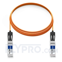 Picture of 7m (23ft) Brocade 10GE-SFPP-AOC-0701 Compatible 10G SFP+ Active Optical Cable