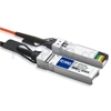 Picture of 20m (66ft) Brocade 10G-SFPP-AOC-2001 Compatible 10G SFP+ Active Optical Cable
