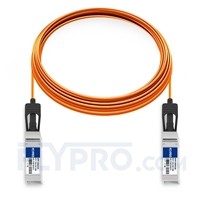 Picture of 25m (82ft) Extreme Networks 10GB-F25-SFPP Compatible 10G SFP+ Active Optical Cable