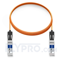 Picture of 5m (16ft) Extreme Networks 10GB-F05-SFPP Compatible 10G SFP+ Active Optical Cable