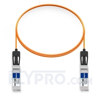 Picture of 2m (7ft) Extreme Networks 10GB-F02-SFPP Compatible 10G SFP+ Active Optical Cable