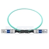 Picture of 1m (3ft) Arista Networks AOC-S-S-25G-1M Compatible 25G SFP28 Active Optical Cable