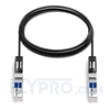 Picture of 1m (3ft) Arista Networks CAB-SFP-SFP-1M Compatible 10G SFP+ Active Direct Attach Copper Twinax Cable