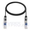 Picture of 5m (16ft) Brocade XBR-TWX-0501 Compatible 10G SFP+ Active Direct Attach Copper Twinax Cable