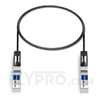 Picture of 0.5m (2ft) Cisco SFP-H10GB-CU50CM Compatible 10G SFP+ Passive Direct Attach Copper Twinax Cable