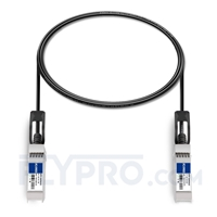 Picture of 1.5m (5ft) Intel XDACBL1.5M Compatible 10G SFP+ Passive Direct Attach Copper Twinax Cable