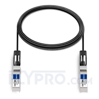 Picture of 5m (16ft) Arista Networks CAB-S-S-25G-5M Compatible 25G SFP28 Passive Direct Attach Copper Twinax Cable