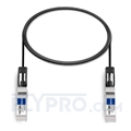 Picture of 1m (3ft) Cisco SFP-H25G-CU1M Compatible 25G SFP28 Passive Direct Attach Copper Twinax Cable
