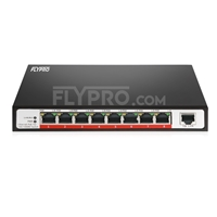 Picture of 10/100/1000M 9 Ports Unmanaged PoE Switch
