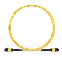 Bild von 3m (10ft) MTP Trunk Cable Female 12 Fibers Type A LSZH OS2 9/125 Single Mode Elite, Yellow