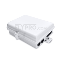 Picture of 1x16 Fiber Optical Splitter Outdoor Terminal Box As Distribution Box Without Pigtails and Adapters