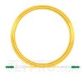 Bild von 20M(66ft)1550nm LC APC Simplex Slow Axis Single Mode PVC-3.0mm (OFNR) 3.0mm Polarization Maintaining Fiber Optic Patch Cable