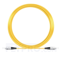 Bild von 20M(66ft)1550nm FC UPC Simplex Slow Axis Single Mode PVC-3.0mm (OFNR) 3.0mm Polarization Maintaining Fiber Optic Patch Cable