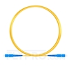 Picture of 3M(10ft)1550nm SC UPC Simplex Slow Axis Single Mode PVC-3.0mm (OFNR) 3.0mm Polarization Maintaining Fiber Optic Patch Cable