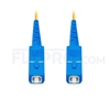 Picture of 10M(33ft)1550nm SC UPC Simplex Slow Axis Single Mode PVC-3.0mm (OFNR) 3.0mm Polarization Maintaining Fiber Optic Patch Cable