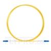 Bild von 1M(3ft)1550nm LC UPC Simplex Slow Axis Single Mode PVC-3.0mm (OFNR) 3.0mm Polarization Maintaining Fiber Optic Patch Cable