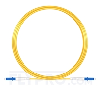 Bild von 10M(33ft)1550nm LC UPC Simplex Slow Axis Single Mode PVC-3.0mm (OFNR) 3.0mm Polarization Maintaining Fiber Optic Patch Cable