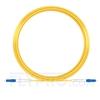 Bild von 15M(49ft)1550nm LC UPC Simplex Slow Axis Single Mode PVC-3.0mm (OFNR) 3.0mm Polarization Maintaining Fiber Optic Patch Cable