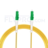 Picture of 15M(49ft)1310nm LC APC Simplex Slow Axis Single Mode PVC-3.0mm (OFNR) 3.0mm Polarization Maintaining Fiber Optic Patch Cable
