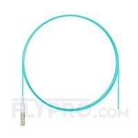 Picture of 1m (3ft) LC UPC Simplex OM3 Multimode LSZH 0.9mm Fiber Optic Pigtail