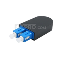 Bild von SC/UPC Duplex PVC 9/125 Singlemode LWL-Loopback-Modul