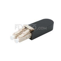 صورة LC / UPC دوبلكس PVC OM1 62.5 / 125 Multipode الألياف Loopback الوحدة النمطية