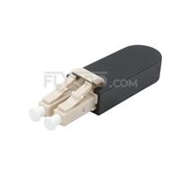 صورة LC / UPC دوبلكس PVC OM4 50/125 Multipode الألياف Loopback الوحدة النمطية