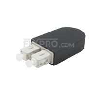 صورة SC / UPC دوبلكس PVC OM1 62.5 / 125 Multipode الألياف Loopback الوحدة النمطية