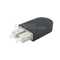 صورة SC / UPC دوبلكس PVC OM4 50/125 Multipode الألياف Loopback الوحدة النمطية