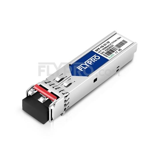 Picture of Finisar FTLF1318P3BTL Compatible 1000Base-LX SFP 1310nm 10km SMF(LC Duplex) DOM Optical Transceiver