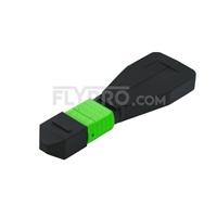 Bild von 24-Fasern MTP/MPO Buchse Typ 1 9/125 Singlemode LWL-Loopback-Modul