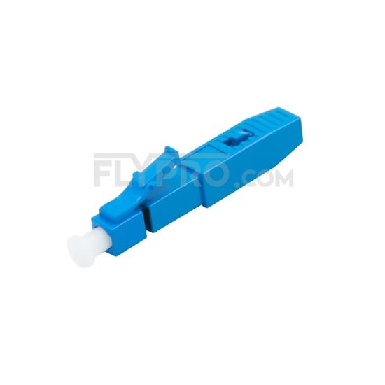 Image de Connecteur Rapide/Connecteur à Montage sur le Terrain LC/UPC Multimode, avec Férule Pré-polie, 0,9mm