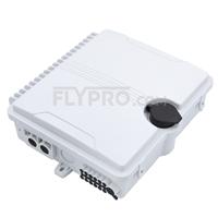 صورة FDB-0212A 1x8 PLC Blockless Fiber Splitter Outdoor Distribution Box Without Pigtails and Adapters
