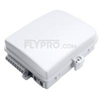 صورة FDB-0324 1x16 PLC Blockless Fiber Splitter Outdoor Distribution Box Without Pigtails and Adapters