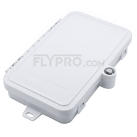 Picture of 4 Ports FTB-104C-S Wall Mounted Fiber Terminal Box Without Pigtails and Adapters