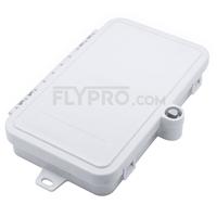 صورة 4 Ports FTB-104C-S Wall Mounted Fiber Terminal Box Without Pigtails and Adapters